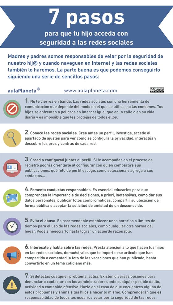 consejos seguridad acceso redes sociales